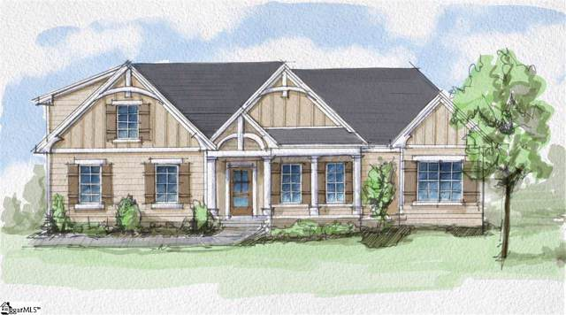 507 Rustic Outland Drive, Simpsonville, SC 29681 (#1401787) :: Connie Rice and Partners