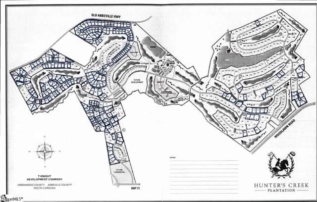 702 Hunters Creek Boulevard, Greenwood, SC 29649 (#1401801) :: Hamilton & Co. of Keller Williams Greenville Upstate