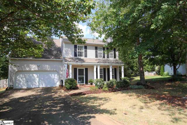 8 Wheat Cressing Court, Greenville, SC 29607 (#1401804) :: Coldwell Banker Caine