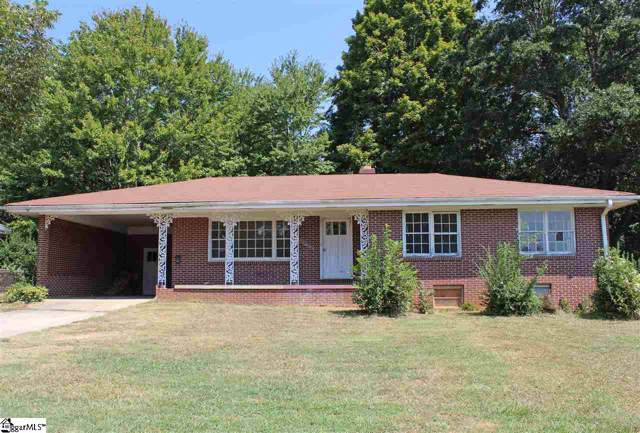 206 W North Avenue, Westminster, SC 29693 (#1401809) :: Hamilton & Co. of Keller Williams Greenville Upstate