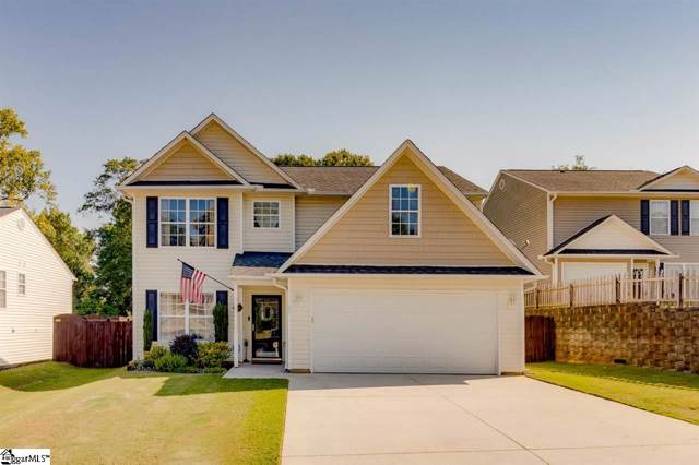 21 Red Shirt Court, Greer, SC 29651 (#1401811) :: Coldwell Banker Caine