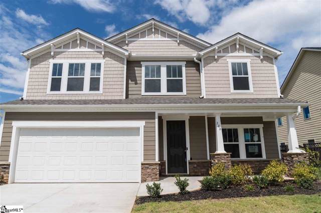 308 Delbourne Lane, Greer, SC 29651 (#1401819) :: Hamilton & Co. of Keller Williams Greenville Upstate