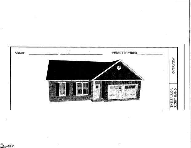 Lot 13 Whilden Drive, Williamston, SC 29697 (MLS #1401866) :: Resource Realty Group