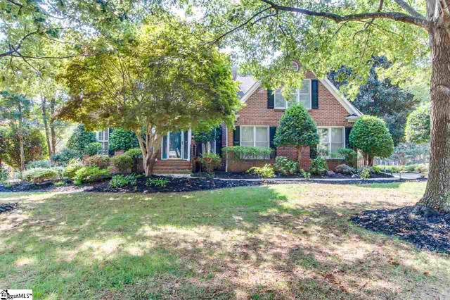 1 Hickory Chip Court, Simpsonville, SC 29681 (#1401875) :: RE/MAX RESULTS