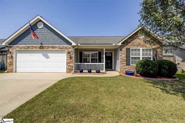 324 Rivers Edge Circle, Simpsonville, SC 29680 (MLS #1401879) :: Resource Realty Group