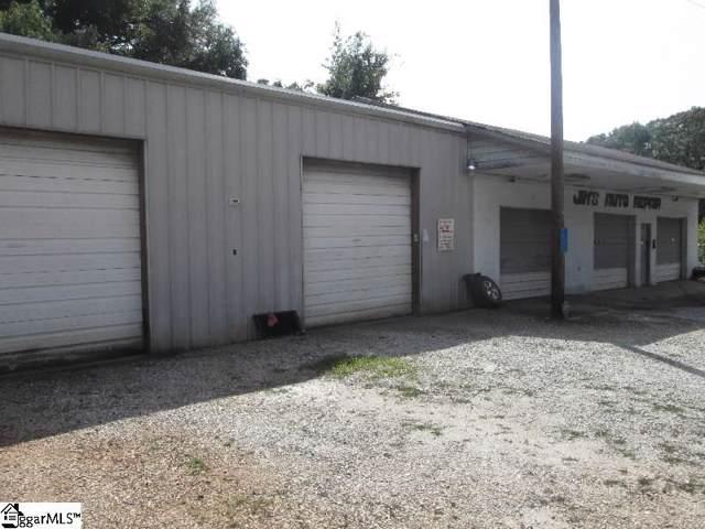592 E Main Street, Laurens, SC 29360 (#1401903) :: Hamilton & Co. of Keller Williams Greenville Upstate
