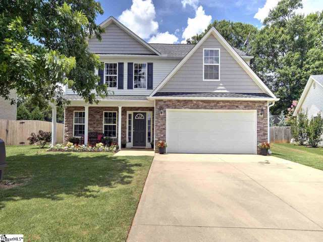 1017 Blythwood Drive, Piedmont, SC 29673 (#1401910) :: The Toates Team