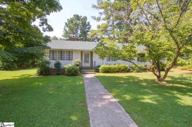 10 Calhoun Street, Williamston, SC 29697 (#1401927) :: Connie Rice and Partners