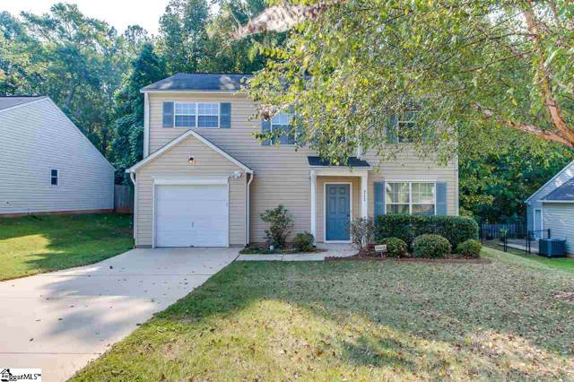 317 Kingsman Lane, Easley, SC 29642 (#1401933) :: Hamilton & Co. of Keller Williams Greenville Upstate