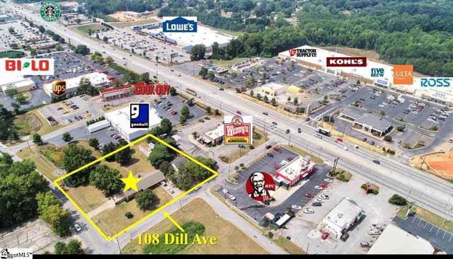 108 Dill Avenue, Greer, SC 29650 (#1401977) :: DeYoung & Company