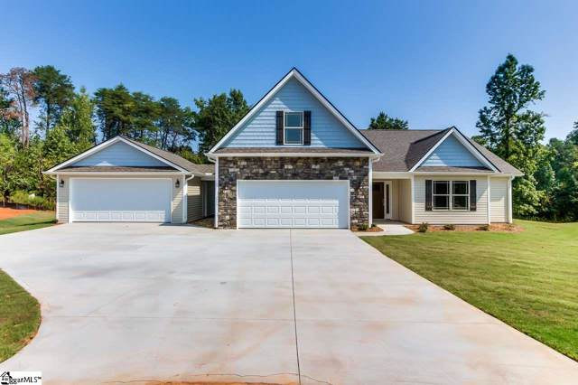 45 Lake Harbor Court, Greer, SC 29651 (#1402025) :: Coldwell Banker Caine