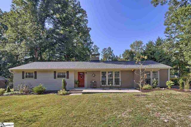 408 Heathwood Drive, Taylors, SC 29687 (MLS #1402031) :: Prime Realty