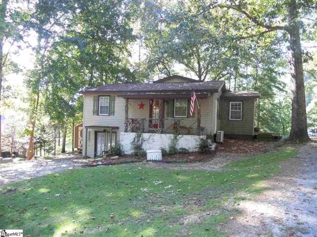 396 Big Rock Lake Road, Pickens, SC 29671 (#1402041) :: Hamilton & Co. of Keller Williams Greenville Upstate