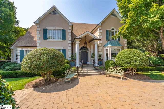 12 Orchard Meadow Lane, Greenville, SC 29607 (#1402055) :: Coldwell Banker Caine