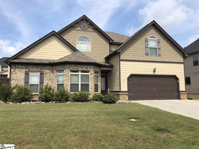 3 Gorham Court, Simpsonville, SC 29680 (#1402079) :: J. Michael Manley Team