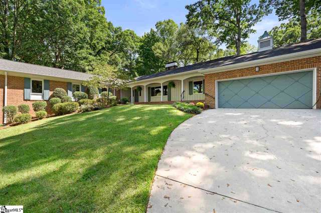 218 Sweetbriar Road, Greenville, SC 29615 (#1402081) :: The Toates Team