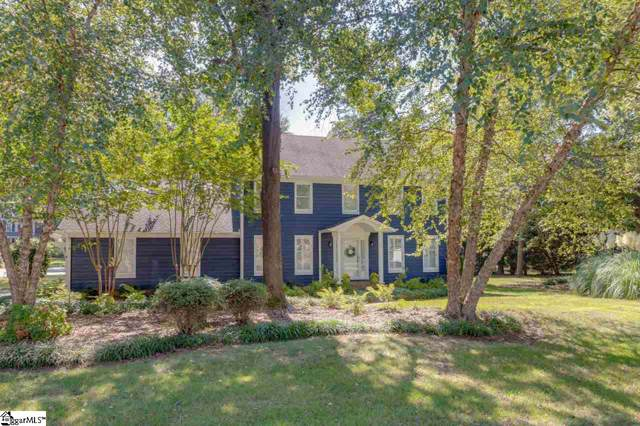 101 Summerplace Drive, Greer, SC 29650 (#1402087) :: Hamilton & Co. of Keller Williams Greenville Upstate