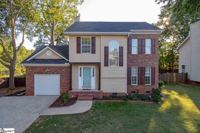 306 Windy Meadow Way, Simpsonville, SC 29680 (#1402094) :: J. Michael Manley Team