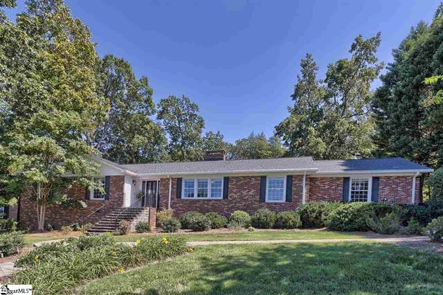6 Indian Springs Drive, Greenville, SC 29615 (MLS #1402109) :: Prime Realty