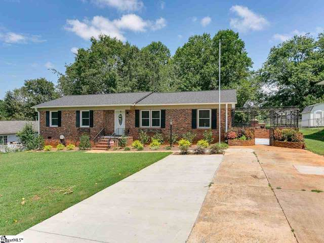 503 Maplewood Circle, Greer, SC 29651 (#1402114) :: The Toates Team