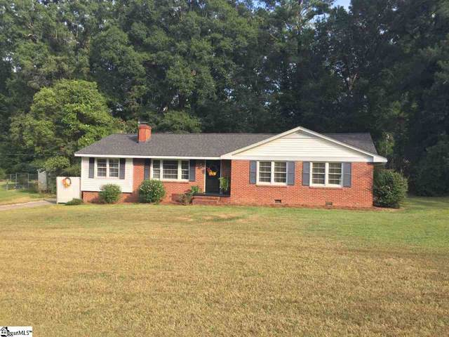 106 Forest Drive, Laurens, SC 29360 (#1402151) :: Hamilton & Co. of Keller Williams Greenville Upstate