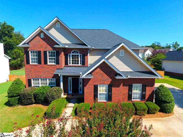 604 Meadow Grove Way, Greer, SC 29650 (#1402165) :: The Toates Team