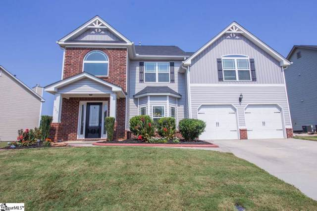 522 W Holloway Drive, Woodruff, SC 29388 (#1402193) :: The Toates Team