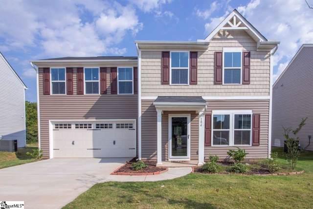 104 Castlebrook Drive, Greenville, SC 29605 (#1402217) :: Hamilton & Co. of Keller Williams Greenville Upstate