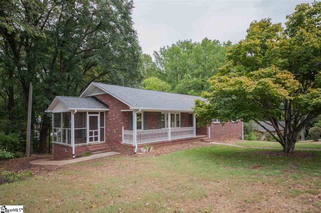 12 Hampton Court, Greenville, SC 29609 (#1402223) :: The Toates Team
