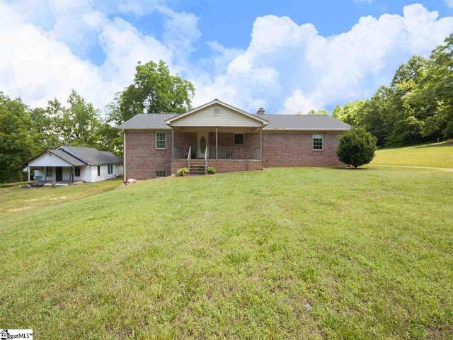 1359 Camp Creek Road, Taylors, SC 29687 (#1402228) :: The Toates Team