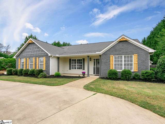 6 Summer Valley Court, Greer, SC 29651 (#1402237) :: The Toates Team