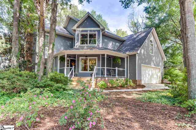 102 Cosgrove Lane, Taylors, SC 29687 (#1402253) :: The Toates Team