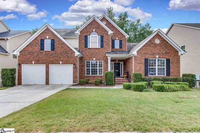 126 Creek Shoals Drive, Simpsonville, SC 29681 (#1402258) :: The Robby Brady Team