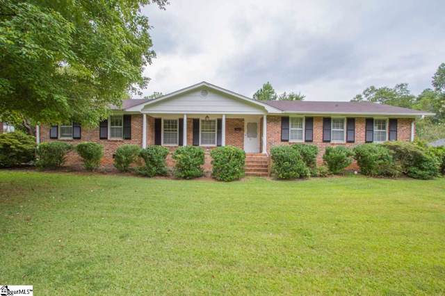 21 Glenwood Avenue, Williamston, SC 29697 (#1402260) :: RE/MAX RESULTS