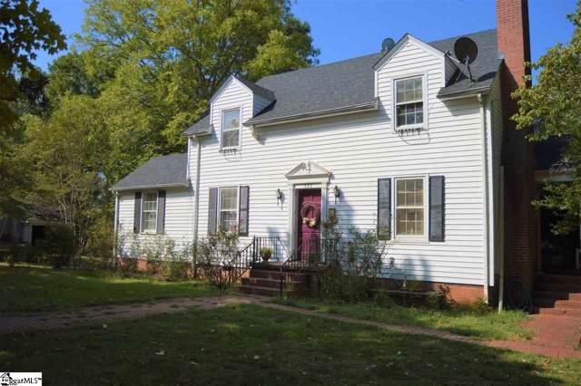 111 Glassy Mountain Street, Pickens, SC 29671 (#1402277) :: Hamilton & Co. of Keller Williams Greenville Upstate