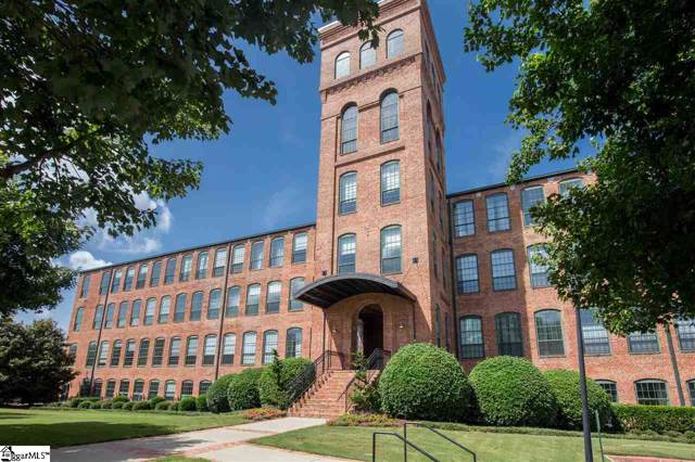 400 Mills Avenue Unit 307, Greenville, SC 29605 (#1402310) :: Connie Rice and Partners