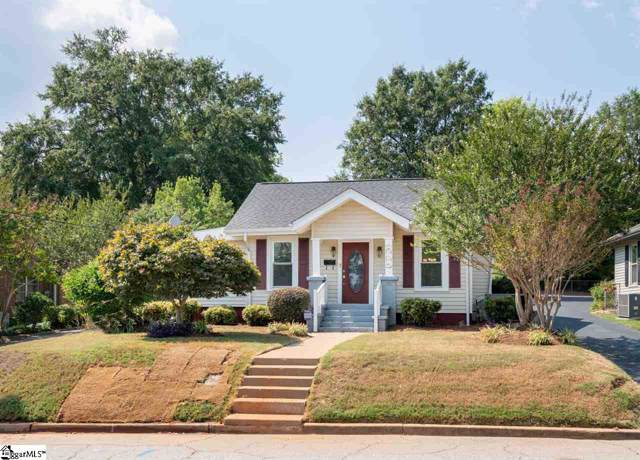 213 Memorial Drive, Greer, SC 29650 (#1402317) :: The Toates Team