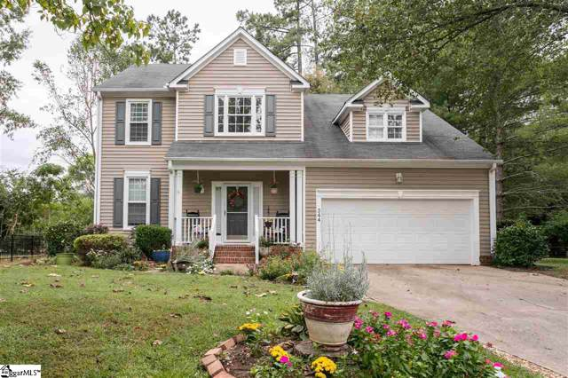 344 Neely Crossing Lane, Simpsonville, SC 29680 (#1402319) :: Hamilton & Co. of Keller Williams Greenville Upstate