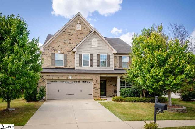 63 Chapel Hill Lane, Simpsonville, SC 29681 (#1402328) :: The Toates Team