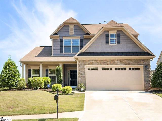 9 Tuttle Drive, Simpsonville, SC 29680 (#1402358) :: The Toates Team