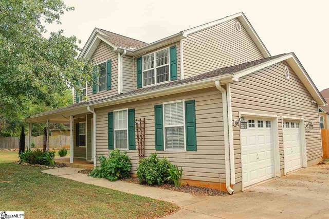 304 Seaver Court, Greer, SC 29651 (#1402366) :: RE/MAX RESULTS