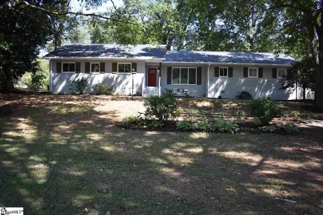 718 Hammett Road, Greer, SC 29650 (#1402388) :: Modern