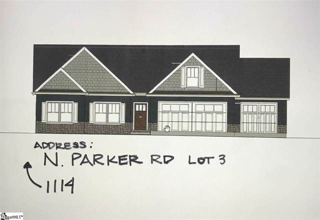 1114 N Parker Road, Greenville, SC 29609 (#1402392) :: Modern
