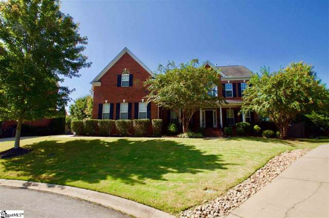 107 Chardmore Court, Simpsonville, SC 29681 (#1402456) :: The Toates Team