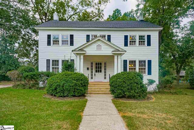 301 W Maple Street, Clinton, SC 29325 (#1402496) :: Hamilton & Co. of Keller Williams Greenville Upstate