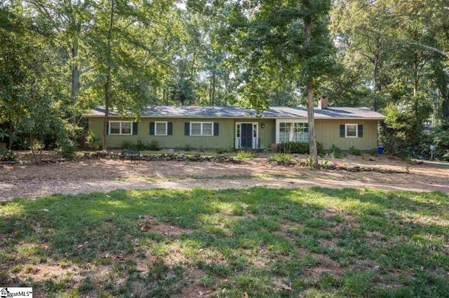 18 Dogwood Lane, Greenville, SC 29607 (#1402516) :: Coldwell Banker Caine