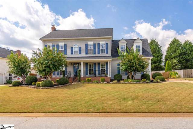138 Marcie Rush Lane, Greer, SC 29651 (#1402596) :: Coldwell Banker Caine