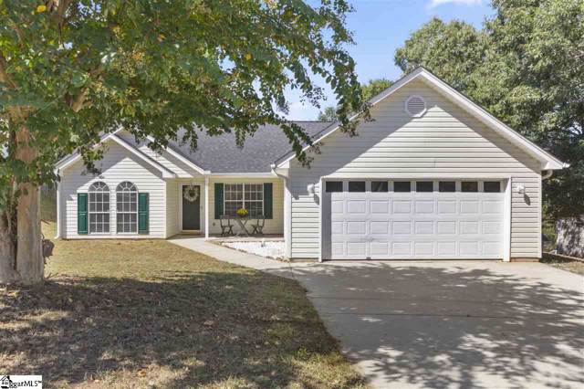 411 Hill Lane, Mauldin, SC 29662 (#1402687) :: Hamilton & Co. of Keller Williams Greenville Upstate