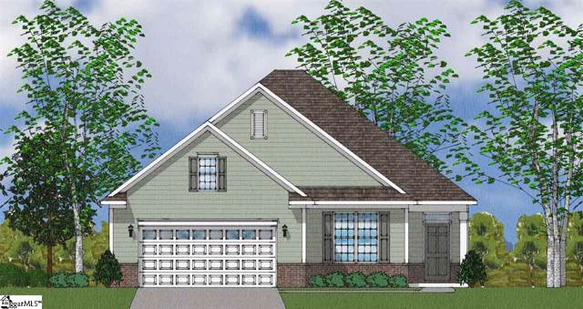 229 Rushing Waters Drive Lot 93, Inman, SC 29349 (#1402711) :: Connie Rice and Partners