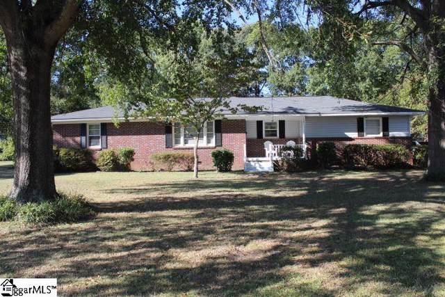 128 Sunset Drive, Belton, SC 29627 (#1402739) :: Hamilton & Co. of Keller Williams Greenville Upstate